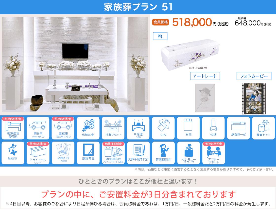 51万プラン