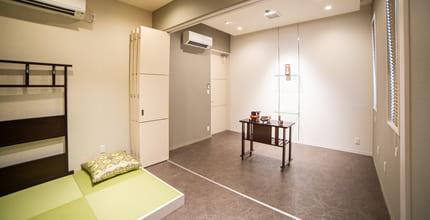 3. 24時間365日対応の安置室を完備